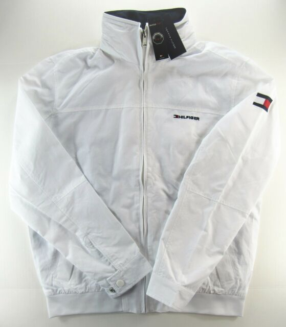 2017 Tommy Hilfiger Men Yachting Outerwear Jacket All Size With Tags Regular 2xl White