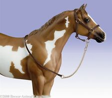 Breyer Horse 2456 Leather Halter with Lead