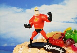 Mr Incredible Cake Topper