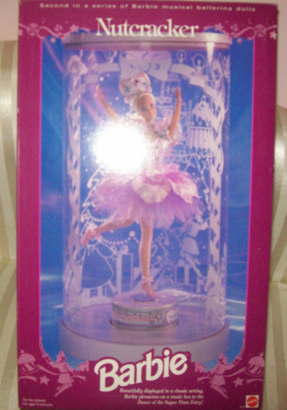 Musical Nutcracker Barbie 2 En Serie En Caja