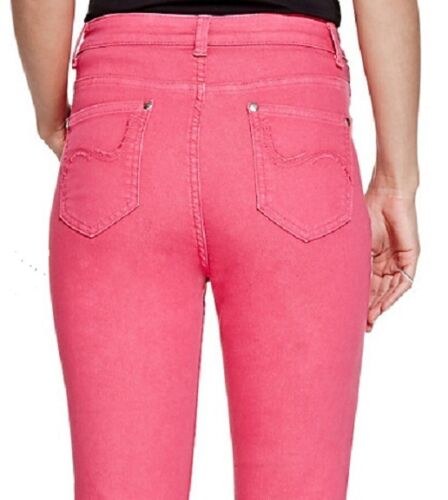 Ex M/&S Ladies Skinny Jeans Women/'s Slim Cropped Soft Pants Mid Rise Size 8-24 UK