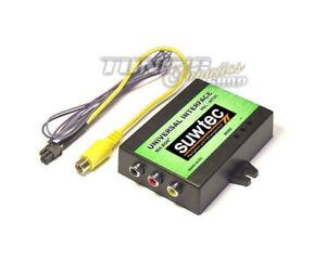 DVD-Video-Multimedia-Adapter-Rueckfahrkamera-Interface-TV-Free-fuer-VW-MFD-2-RNS2