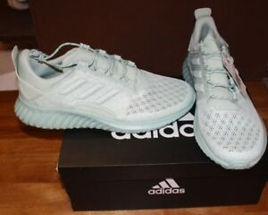9f4c33a602cb0 NIB ADIDAS ALPHABOUNCE CR SHOES B76045 MENS SIZE 10.5 ASH GREEN FREE ...