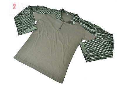 A-TWO : GEN3 NIGHT DESERT Camo Combat Shirt SIZE S