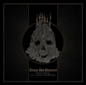 Drawn And Quartered – Mutilated Offerings, live at Asakusa Deathfest  (CD)