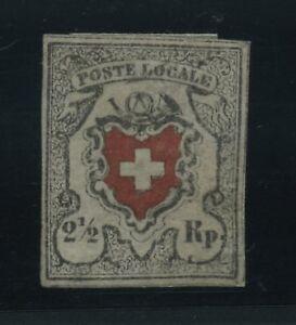 SCHWEIZ-1850-Nr-6I-gestempelt-106838