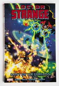Doctor-Strange-Don-039-t-Pay-the-Ferryman-Marvel-Graphic-Novel-Comic-Book