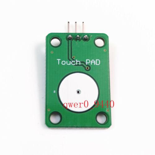 1Pcs NEW Single Touch Key Module RH6030 Fusion Compatible Chip Single Key IC