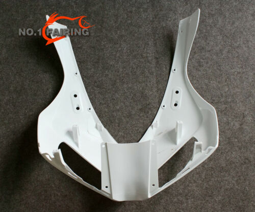Unpainted Upper Nose Front Fairing Cowl Cover For Honda CBR1000RR 2006-2007 ABS