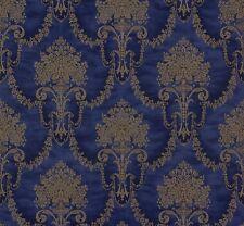 Vliestapete Rasch Trianon Barock blau taupe 514964 (4,35€/1qm)