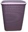 Extra-Large-Rattan-Plastic-Laundry-Bin-Multi-Storage-Washing-Basket-Box thumbnail 22
