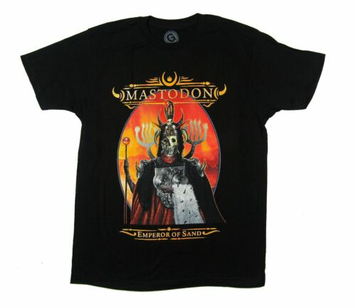 Mastodon Emperor of Sand Black T Shirt New Official Adult Band Merch