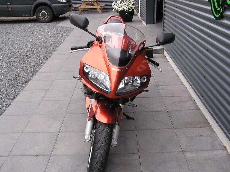 Suzuki, SV 1000 S, ccm 996