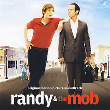 FREE US SHIP. on ANY 2 CDs! NEW CD Various Artists: Randy & The Mob Soundtrack