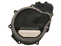 Kawasaki 2005-2006 Zx6r / Zx636 Woodcraft Lhs Engine Stator Cover With Skid Pad
