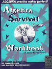 Algebra Survival Guide Workbook: Thousands of Problems to Sharpen Skills and Enhance Understanding by Josh Rappaport (Paperback, 2003)