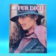 DDR FÜR DICH 38/1980 NVA Manöver Bad Doberan WBK Berlin U. Kulcz Perlcichlide A