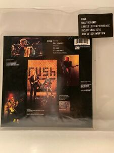 RUSH-ROLL-THE-BONES-RARE-VINTAGE-ORIGINAL-SHAPED-PICTURE-DISC-VINYL-PIC-DISC