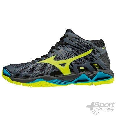 mizuno men's wave tornado x2 mid volleyball shoe girl