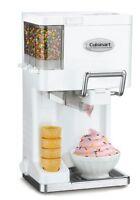 Homemade Electric Soft Ice Cream Maker Frozen Yogurt Machine Sherbet Serve Kids