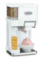 Homemade Electric Soft Ice Cream Maker Frozen Yogurt Machine Sherbet Serve Kids