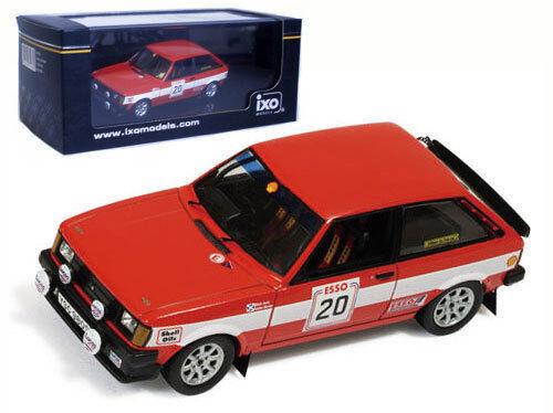 forma única IXO RAC192 Talbot Sunbeam Sunbeam Sunbeam TI Galloway Hills Rally Colin McRae 1 43 Escala de 1985  suministro de productos de calidad