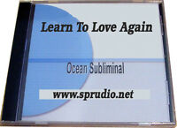 Learn To Love Again- Learning To Trust And Love Self Help Subliminal Cd