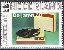 Nederland 2563-Ab-12  Nostalgie de jaren 60 Koffergrammofoon - Inustrial Design