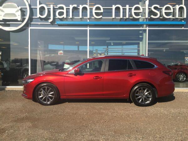 Mazda 6 2,0 Sky-G 165 Premium stc. - billede 1