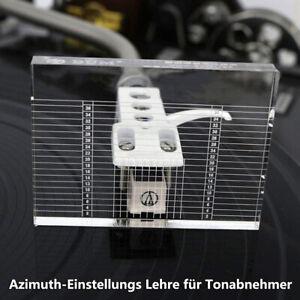 Acryl-Azimuth-Einstellungs-Lehre-Schablone-fuer-Tonabnehmer-Headshell