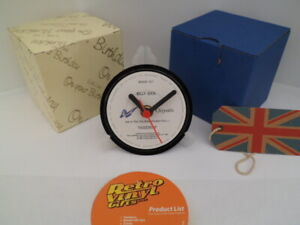 BILLY-IDOL-CLOCK-actual-VINYL-RECORD-CENTRE-Desk-Side-Table-Stand