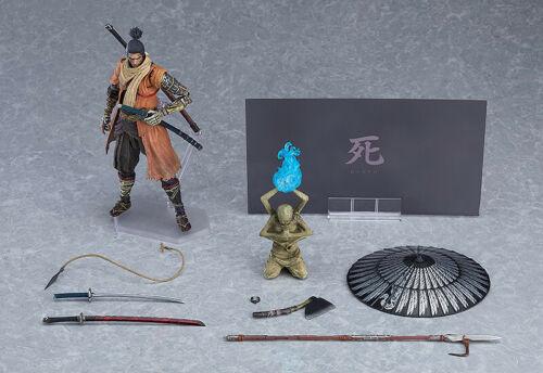 Action Figure DX Edition Sekiro: Shadows Die Twice Max Factory figma Sekiro