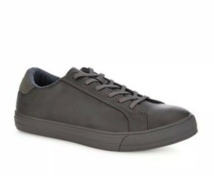 A 3106 Mens Red Herring - Grey 'Amiens' Trainers Uk 11