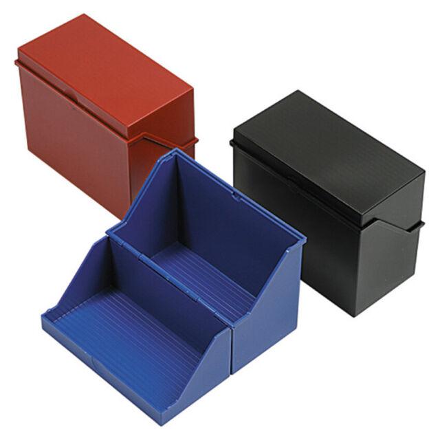 A7 100 Karten Farbauswahl A8 für 600-800 Karten helit Lernkartei BeeBox