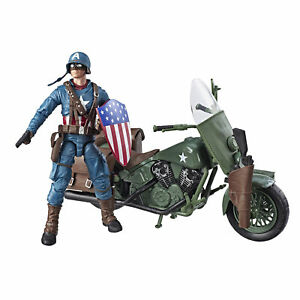Marvel-Legends-Series-6-Inch-Captain-America-Action-Figure-with-Motorcycle