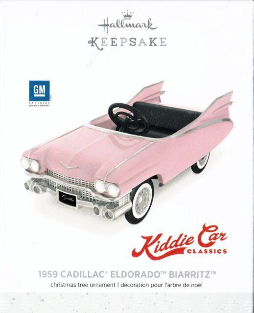 Hallmark Kiddie Car Classics 1959 Cadillac Eldorado Biarritz