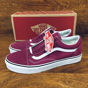 a46bd9f6bd3 NEW  Vans Authentic Old Skool 1202 (Men 6) X (Women 7.5) Dry Rose ...