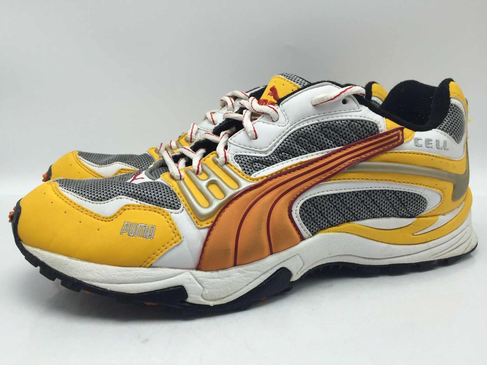 sports shoes 06fd1 04b62 9C3 Puma Cell Sneakers Running Athletic Training Jogging Comfy Men shoes  Size 10