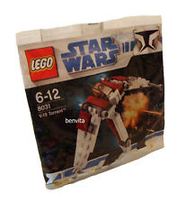 Lego® Star Wars 8031 - V-19 Torrent  66 Teile 6-12 Jahren - Neu
