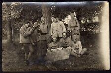 █ Carte photo Etat Major 2eme Bataillon Camp d'Oberhoffen à Haguenau Alsace 67