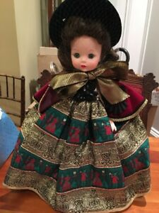 Belle A Christmas Carol.Details About Belle Madame Alexander Doll A Christmas Carol 18402 In Box 15