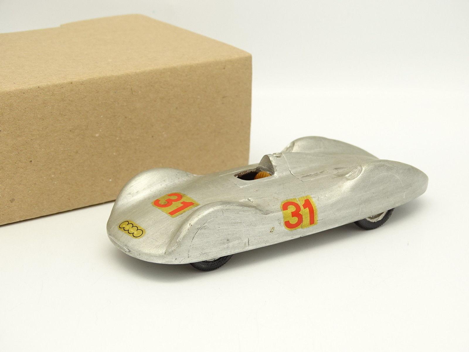Danhausen Kit Metal Assembled 1 43 - Auto Union Type Rekord C wagen 1938