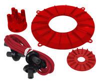 Engine Trim Kit Red Fits Vw Baja Bug Cpr119202-ba