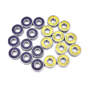 10pcs-ABEC-9-roller-skate-scooter-skateboard-roulements-a-roulettes-Vo