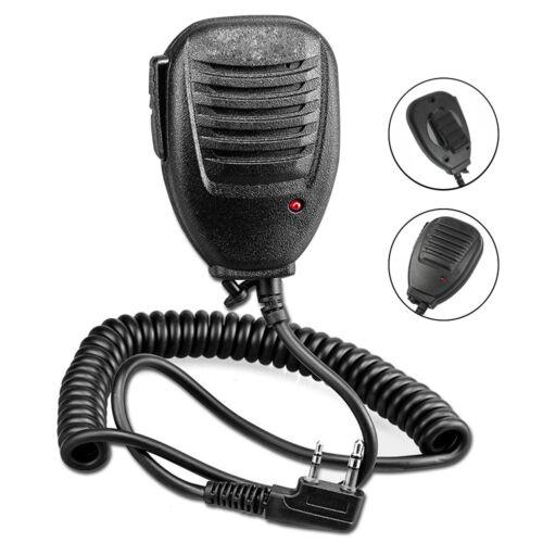 Practical Shoulder Handheld BAOFENG UV5R Speaker Mic Walkie Talkie Radio UV-5R
