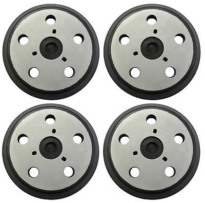 334 rep 13904 13909 3 PACK Sander Pad 5 Inch Hook /& Loop for Porter Cable 333