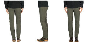 J-Brand-Kane-Jeans-30-34-Army-Green-Slim-Straight-Fit-Stretch-Twill-USA-Recent