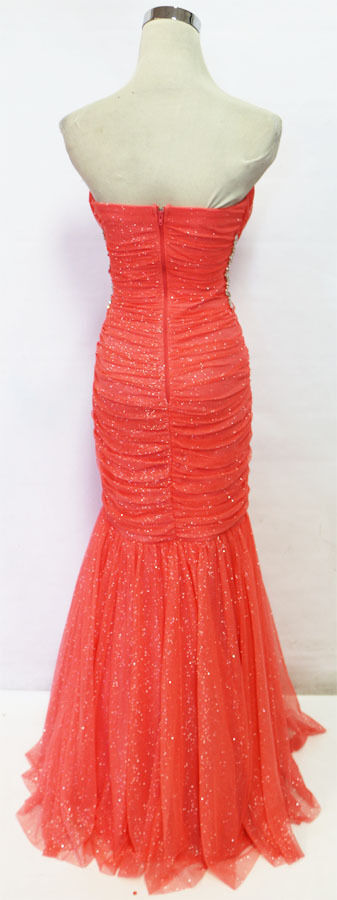 City Triangles Melon Ball Prom Formal Gown 7 - - -  175 NWT efef18