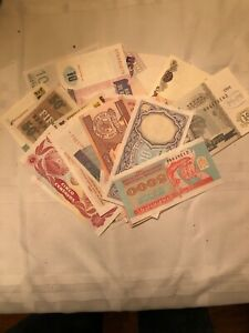 Foreign-Currency-25-Lot
