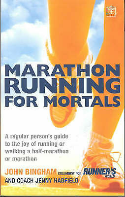 1 of 1 - Marathon Running For Mortals: An ordinary mortal's guide to the joy of running o